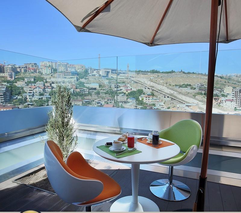 Հայկական խոհանոցը ներկայացնելը մեր հյուրանոցի մշակույթի մի մասն է.Opera Suite Hotel