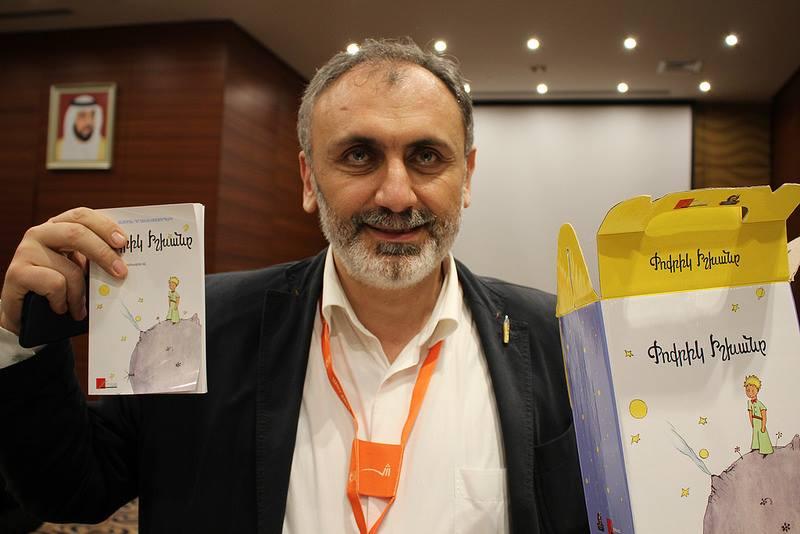 Գիրք կարդացողը միշտ էլ ղեկավարում է հեռուստադիտողին. Արմեն Մարտիրոսյան