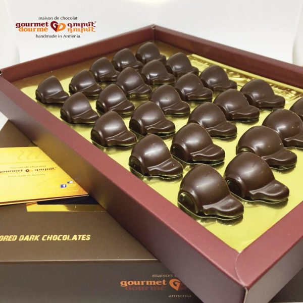 Շոկոլադը բացիկի պես է. մարքեթինգային լուծումներ շոկոլադի բիզնեսում. Դիրան Բաղդադյան
