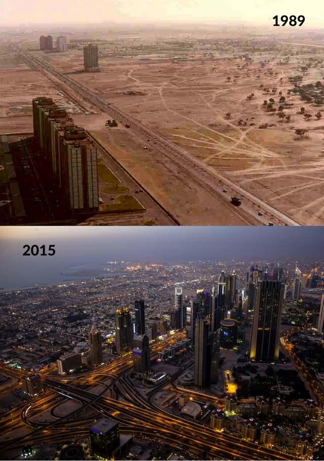 Այն, ինչ չգիտես Դուբայի մասին. քաղաքային մարքեթինգ