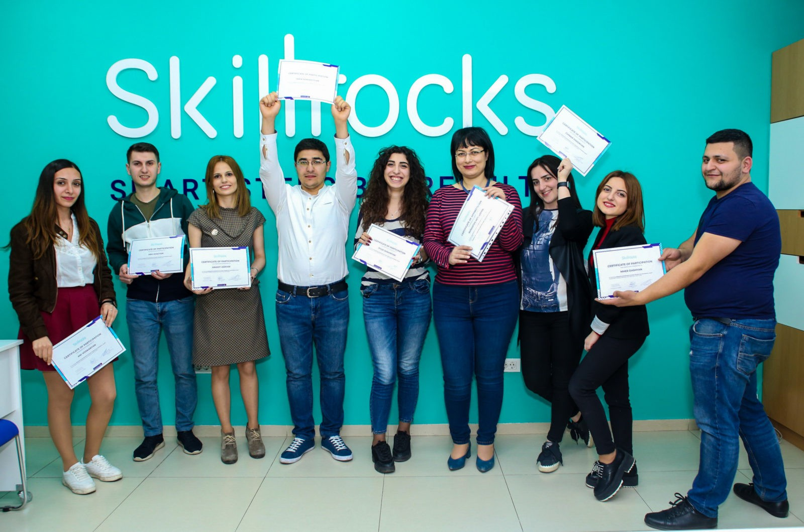 Գիտելիքի փոխարեն հմտություն. Ի՞նչ է տալիս Skillrocks կրթական նախագիծը. Աննա Մանֆրեդի