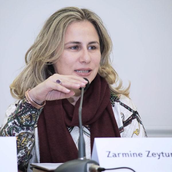 Հայաստանը ճանաչելիություն ունենալու համար պետք է բրենդավորվի. Զարմինե Զեյթունցյան