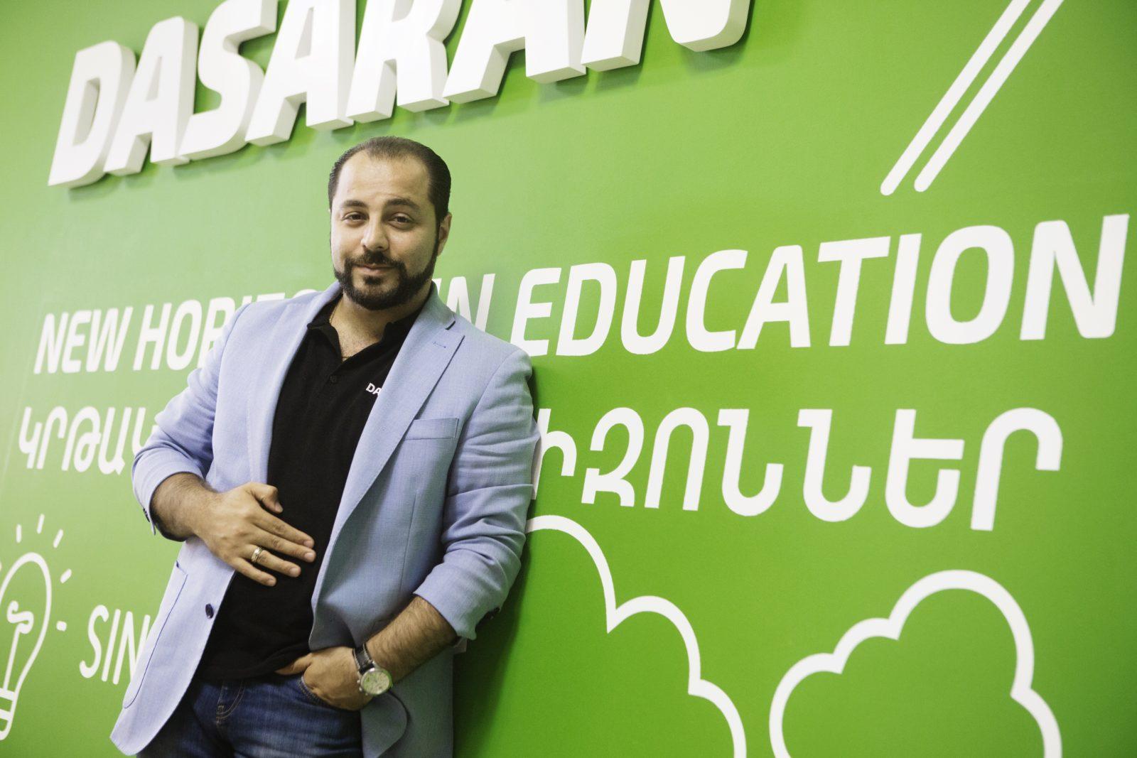 Dasaran-ի մարքեթինգային քայլերը, որոնք բերել են հեղինակություն և ճանաչում. Սուրեն Ալոյան