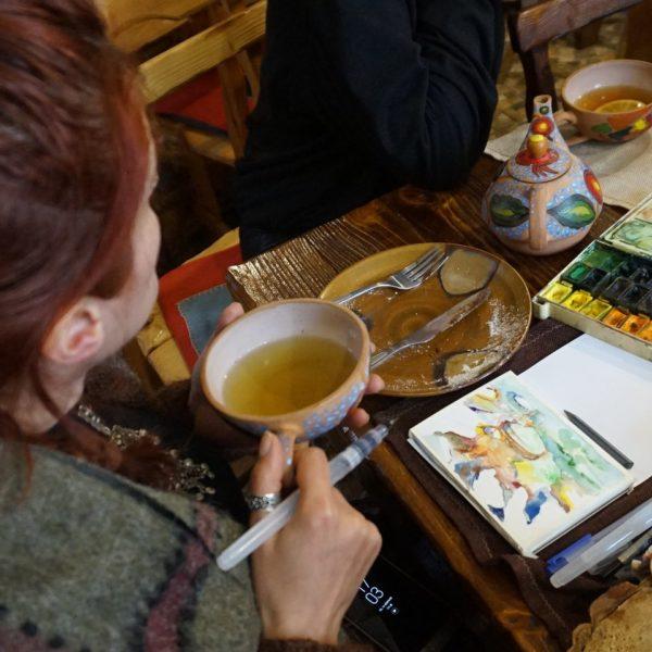 Բիզնեսը մարզերում․ փոքր տարածքից՝ բոհեմյան միջավայր․ «Բոհեմ արվեստանոց-թեյարան»